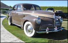 1940 Studebaker Commander 4 Door Sedan
