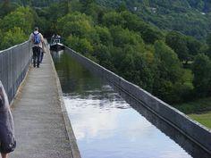 Trevor Basin - North Wales