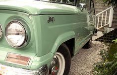 Classic Jeep Wagoneer  #jeep #chapmanhorsham