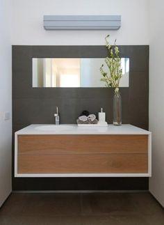 bathroom for the minimalistic