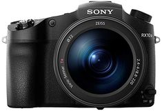 Buy Sony III MP Zoom Bridge Camera - Black at Argos. Thousands of products for same day delivery or fast store collection. 35mm Digital Camera, Sony Camera, Canon Cameras, Nikon Dslr, Canon Lens, Camera Gear, Film Camera, Digital Slr, Full Hd 4k