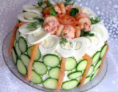 Scandinavian snack cake