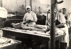 Bergen Belsen, Germany, 1945, British nurses treating death camp surviving inmates. Nagasaki, Hiroshima, Fukushima, Vintage Nurse, Antique Pictures, Lest We Forget, Never Again, Second World, Medical History