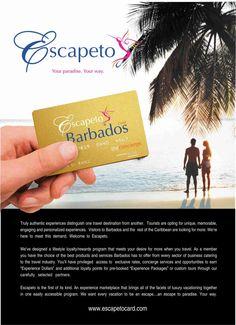 Escapeto Barbados Gold membership