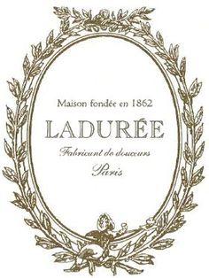 La Duree...Paris! Definitely stopping here.