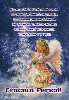 Fie ca sărbătorile de anul acesta să vă umple sufletul de bucurie, încredere, speranță și iubire. Iar Moșul să vă aducă cele mai dorite și neașteptate cadouri vouă și celor apropiați.