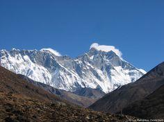 © Photoglobus, Christel Barth, Nepal - Mt. Everest und Lhotse