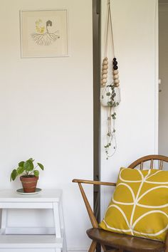 One Project, Five Ways:  Hanging Planters