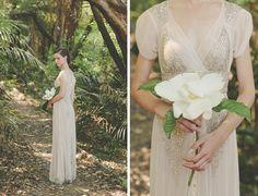 New Zealand Wedding Auckland Lene Photography BHLDN Bride