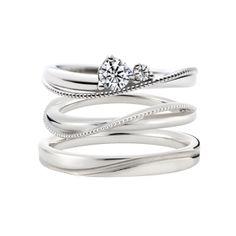 リングコレクションーラパン デ モア Lapin de moisー | 結婚指輪・婚約指輪の銀座・横浜・町田 Mariage マリアージュ