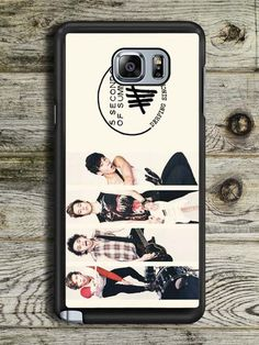 5sos Five Second Of Summers Samsung Galaxy Note 5 Case