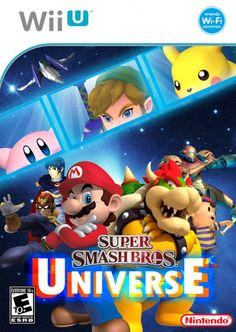 I love this! If Marth and Ness are not in the next Smash Bros, I will be mad!!!