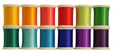 Superior Threads Art Studio Colors 40 wt Embroidery Thread 500 yds 12Spool Set Rain Forest AS01200 >>> Check out the image by visiting the link.