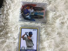 (2) Lot Of Kris Bryant Rookie Cards