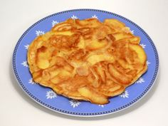 Apple Pie Pancakes - A nutritious breakfast recipe that could easily double as… Kitchen Recipes, Baby Food Recipes, Sweet Recipes, Dessert Recipes, Cooking Recipes, Desserts, Kids Meals, Easy Meals, Toddler Meals