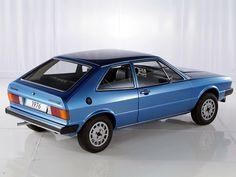 Volkswagen Scirocco GTI....Had one this exact same color.