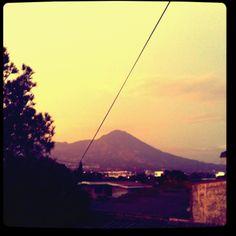 San Salvador Sunset...