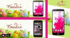 It's time to decorate your app MARCOM graphics with this Easter joy pack. Grab this comprehensive Easter templates pack. The pack includes Google Play featured image / designed screenshots, social covers, Twitter app promotion cards and Facebook install ads, all in the right size and resolution. Just download and use. #MobileAppMarketing #MobileAppDevelopers