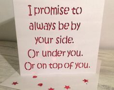 Valentine's day card card for valentines by AprilDaysDesigns