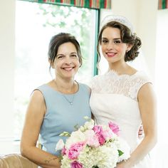 Mothers and Brides - Don't forget those all important photo ops with your mom!