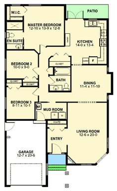 1100 Sq Ft House Plans First Floor Plan Image Of Hampton 1100