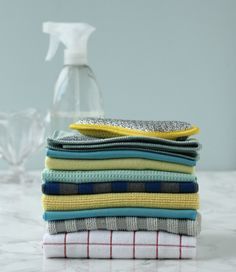 The big clean up with E-Cloth:Giveaway