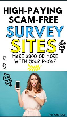 Are you looking for quick ways to earn extra money without getting a real job or. - Make Money Online Earn Money From Home, Make Money Blogging, Make Money Online, How To Make Money, Money Tips, Money Fast, Saving Money, Surveys That Pay Cash, Online Surveys That Pay