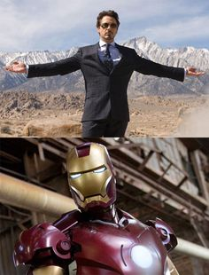 Iron Man ... waiting for 3d episode!!