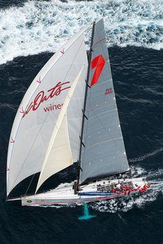 """Sydney to Hobart - """"Wild Oats XI"""" - The Queen of the Ocean"""
