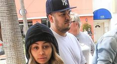Blac Chyna Beat Rob Kardashian Up, Had To Be 'Pulled Off' Of Him #Entertainment #News