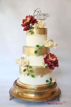 Spring Strokes by Sumaiya Omar - The Cake Duchess SA