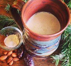 Ojas Ayurvedic Energy Drink Dates, Coconuts, Almonds, Ghee, Honey, Saffron, Hot milk bring to a boil then cool. drink  On Doc Oz  Dr. John Douillard, Herbal medicine - Sharecare