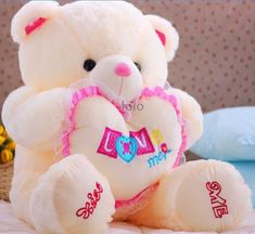 Happy Teddy Day To All Lovers