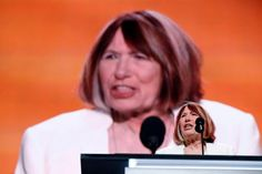 Patricia Smith, the mother of one of the Americans killed in the 2012 attacks in Benghazi, said she blamed the presumptive Democratic nominee Hillary Clinton for the tragedy. (AP photo)