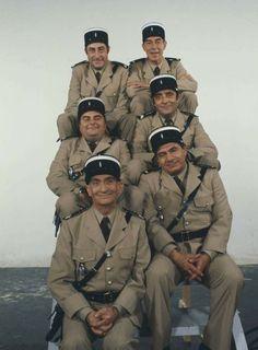 Les gendarmes...