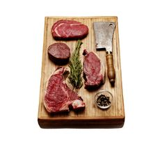 The 6 Leanest Cuts of Meat.  Build more muscle while keeping your bodyfat on the low.