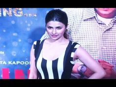 Prachi Desai GORGEOUS @ Ek Villain's grand success party.