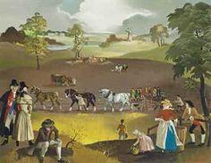 Efficiency of Plough Designs in 1770