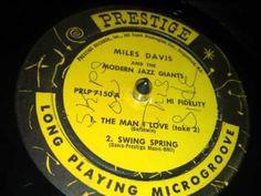 Miles Davis-Swing Spring