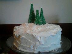 Coconut Secret Cake Disneyland