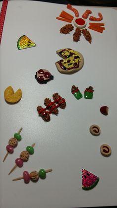 Botanas (Snacks miniature)