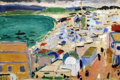 terminusantequem:Henri Matisse (French, 1869-1954), The Bay of...