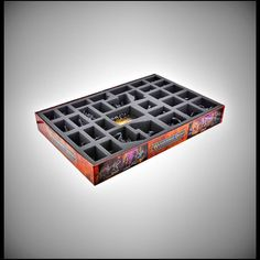 Feldherr foam kit for the Warhammer Quest Shadows Over Hammerhal boardgame box  http://ift.tt/2pNkfWF   #warhammer #warhammer40k #warhammer40000 #paintingwarhammer #gamesworkshop #gw #tabletop #feldherr #shadowsoverhammerhal #hammerhall