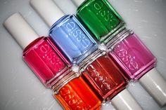 Essie Summer 2012 Collection