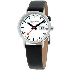 Mondaine Classic Big Date A669.30008.11SBO Doprava a roční pojištění hodinek ZDARMA   Hodinky.cz