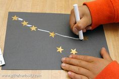 Looking for space activities for kids? You'll love this collection of hands-on learning ideas!