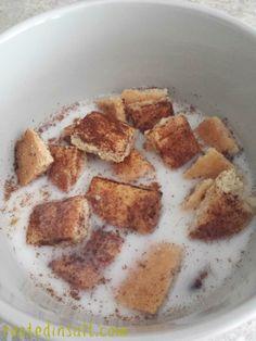Paleo Cinnamon Cereal Recipe