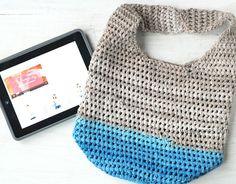 Häkeltasche Hailey   Meisterclass Online Kurs   DIY   Sommertasche & Beutel   waseigenes.com