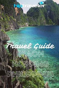HIP Traveler Travel Guide to Beach Hopping in El Nido, Philippines || Palawan is just one of the idyllic islands of the Philippines, and El Nido is one of the shiniest gems on it. Popular, but not totally commercialized, this small yet bustling town was high on my list of places to go.: ||