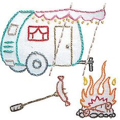 Embroidery Stitching Patterns